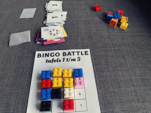 tafels oefenen spelletjes spelen