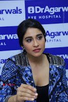 Actress Regina Candra at Dr Agarwal Eye Hospital Inaugaration .COM 0194.JPG