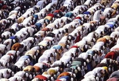Cara Melaksanakan Shalat Idul Fitri
