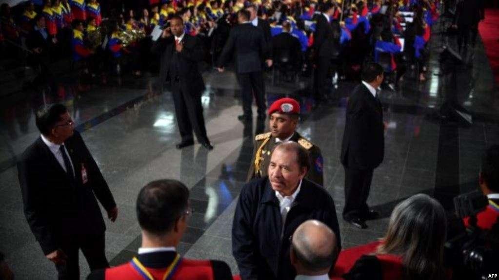 Ortega solo es respaldado por Venezuela, Cuba y Bolivia / AP