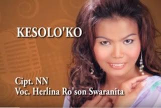 Download Lagu Kesolo'ko (Herlina Ro'son S)