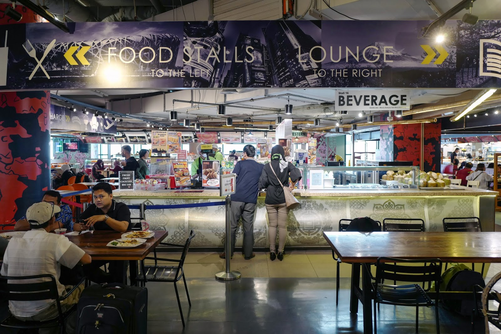 gateway@klia2: Asian Flavours Take Flight