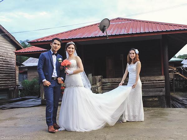 George & Mika's wedding photos | 4 June 2016 (Part 2)