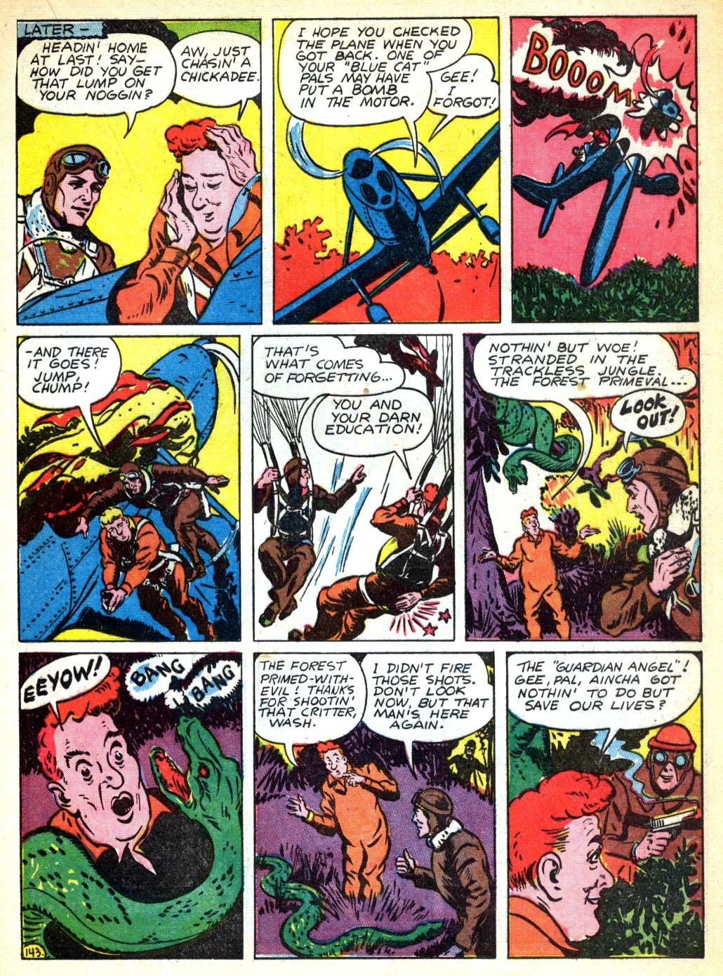 Read online All-American Comics (1939) comic -  Issue #28 - 31