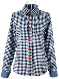 Baju sebagai salah satu contoh busana mutlak