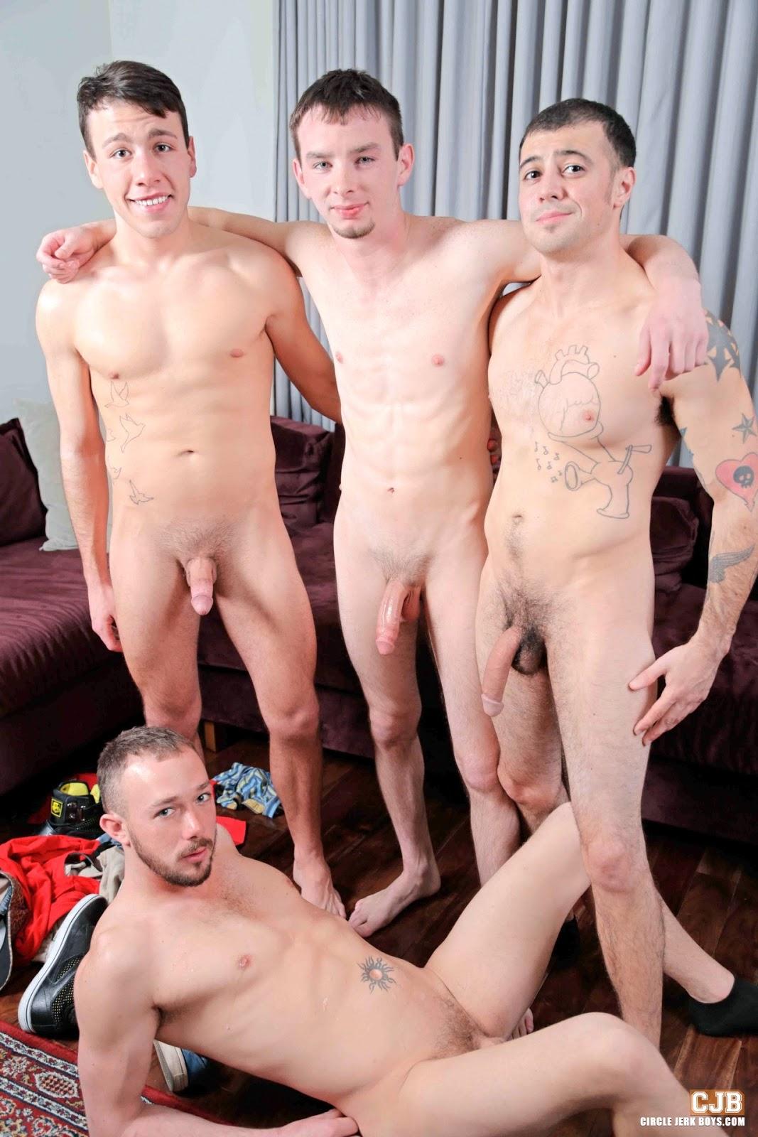 Real World Guys Nude