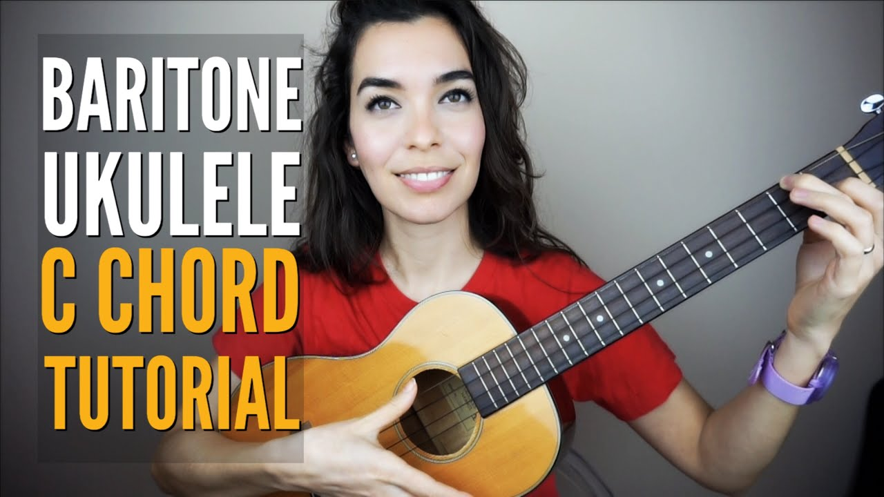 New! Baritone Ukulele Tutorials Now Live! - Bernadette ...