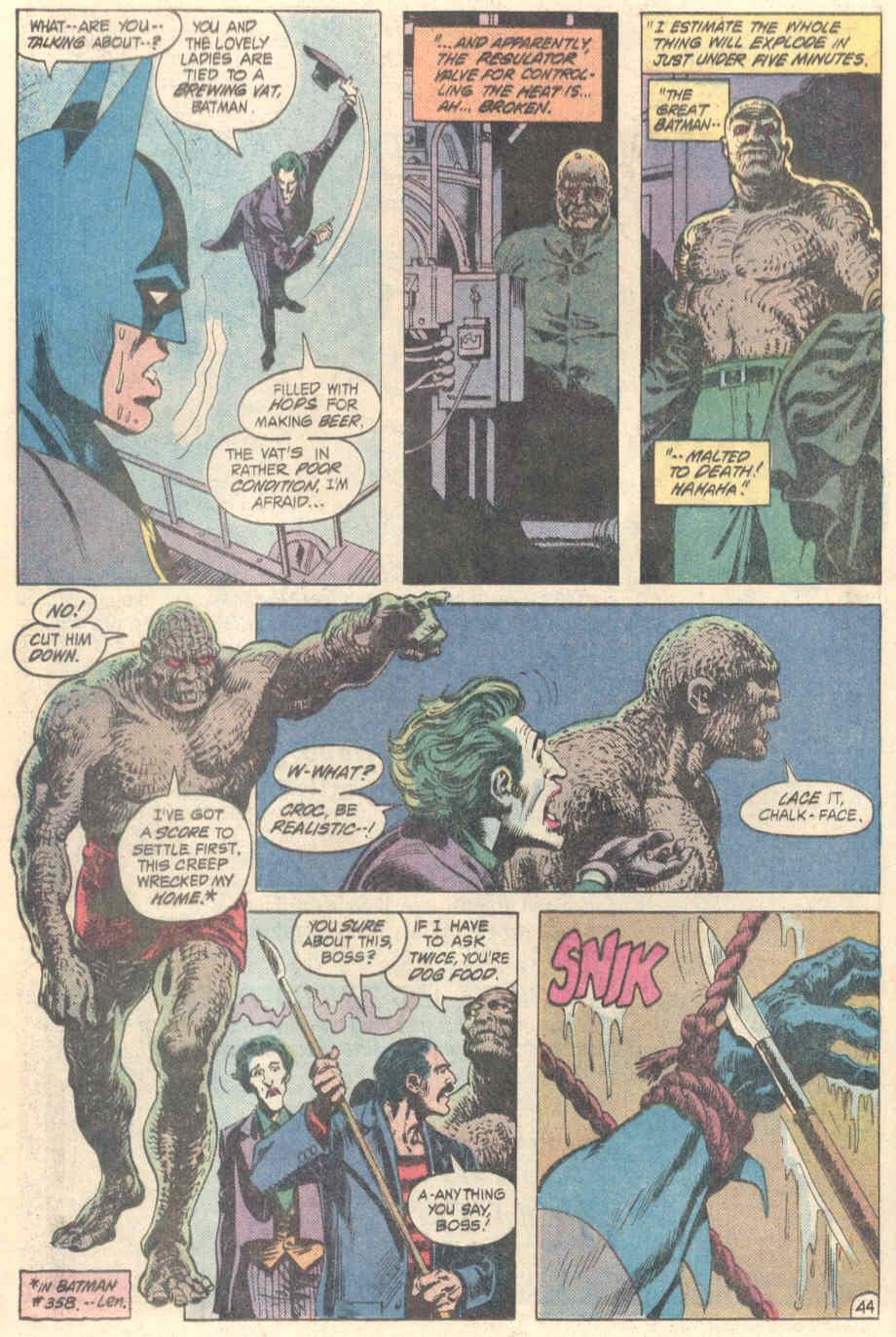 Detective Comics (1937) 526 Page 44