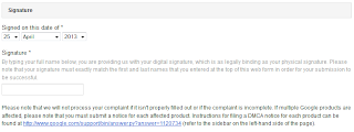 copyright violator