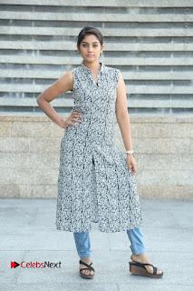 Telugu Television Actress Karuna Latest Pos In Denium Jeans  0093.JPG