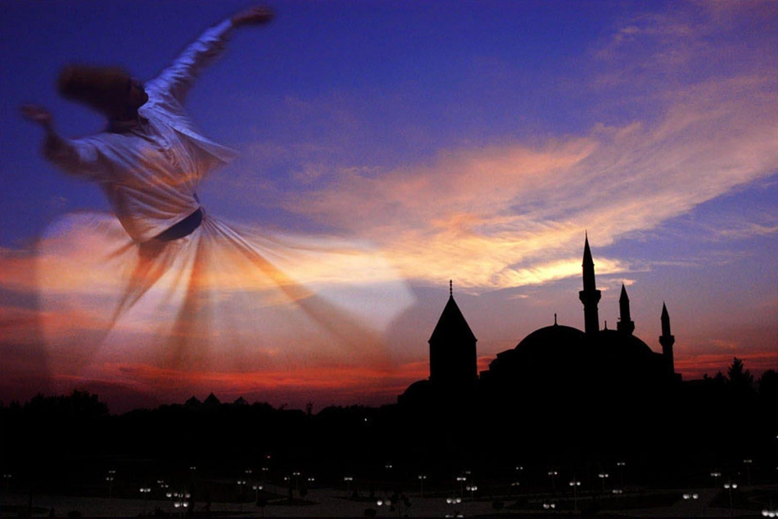 Keindahan Sang Kekasih Dalam Kalbu Para Sufi Jalan Cinta Rumi