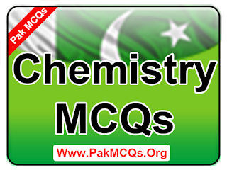 chemistry mcqs for entry test