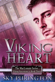 Alpha Male Diner Dragon Shifter Viking With Sky Purington Giveaway