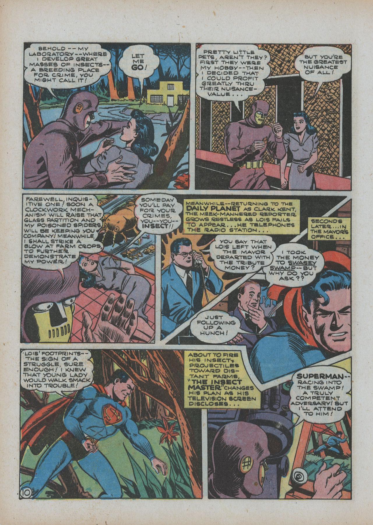 Read online World's Finest Comics comic -  Issue #10 - 12