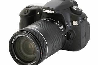 Spesifikasi dan Kisaran Harga Canon 60D