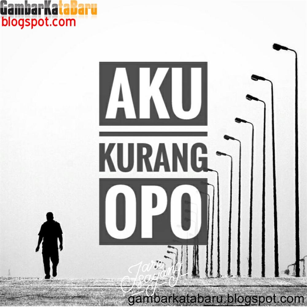 Koleksi Dp Bbm Bergerak Bahasa Jawa  Kumpulan Gambar Meme