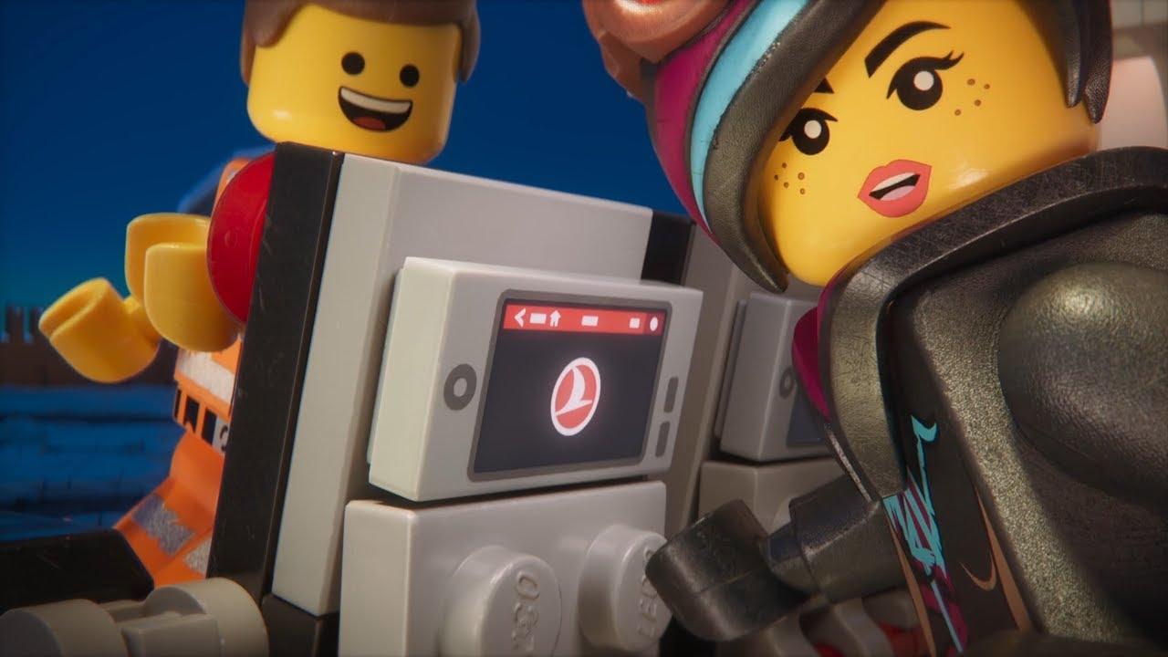 Turkish Airlines Unveils New Lego Movie 2 In Flight Safety Video