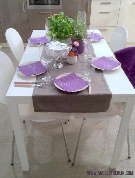 rezept schnelles b ffet the nina edition the nina edition. Black Bedroom Furniture Sets. Home Design Ideas