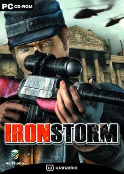Iron Storm PC Game Download