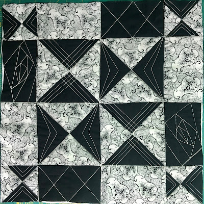 machine quilting blog hop angela walters christa watson fractured squares night and day