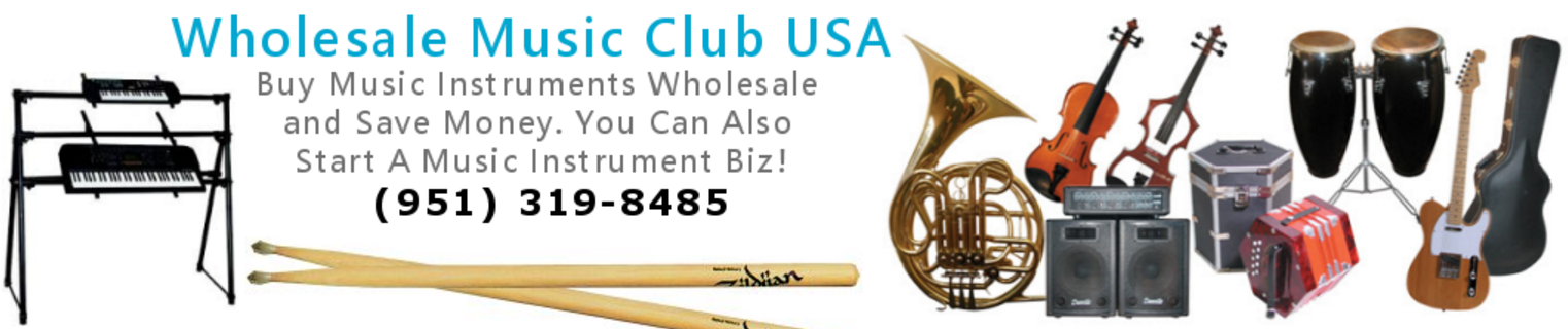 Music Instrument Wholesale Distributor