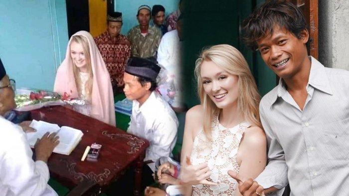Polly Alexandria, Bule Istri Pria Magelang yang Sempat Menghilang Akhirnya Kembali ke Indonesia?