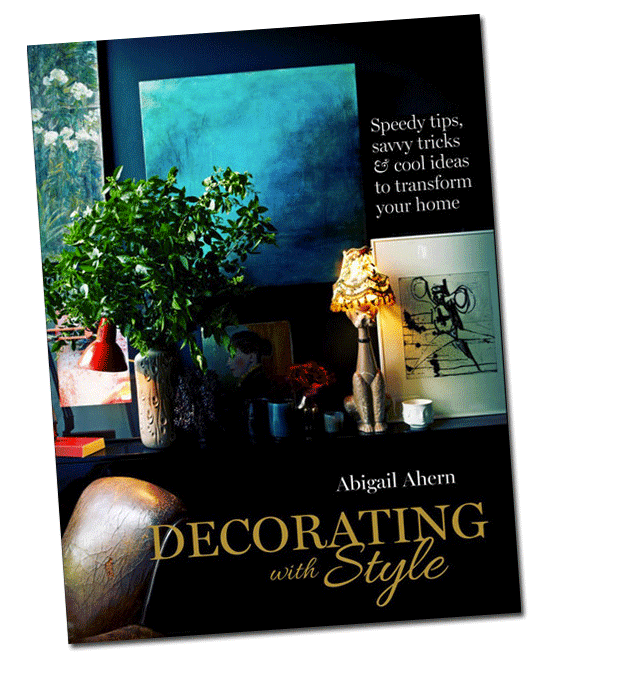 Decorating with style - livre déco Abigail Ahern