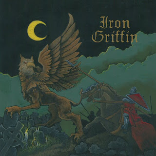 Iron Griffin - s/t