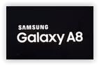 Samsung A8 Logo