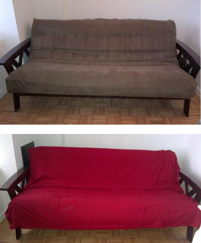 ROOSEVELT ISLAND LISTINGS: Item For Sale: SOFA CUM BED