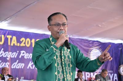 Sambut Indonesia Emas 2045, Andi Desfiandi Ajak Mahasiswa Aktif dan Produktif