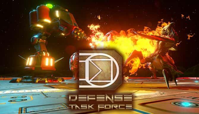 DEFENSE TASK FORCE SCI FI TOWER DEFENSE V1.08.00 Téléchargement Gratuit