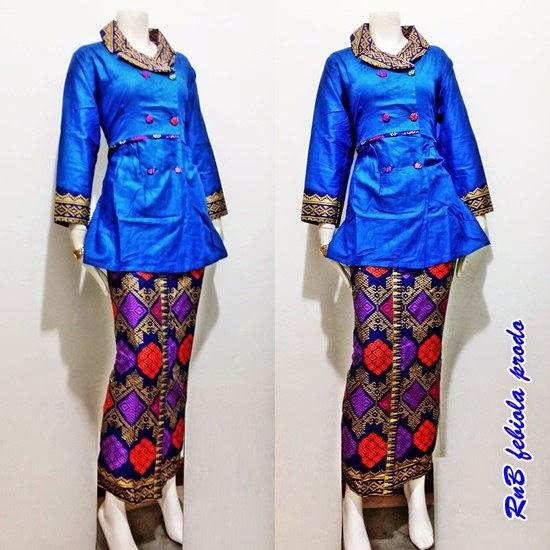 Toko Baju Batik Solo: Baju Batik Setelan Model Febiola Prodo