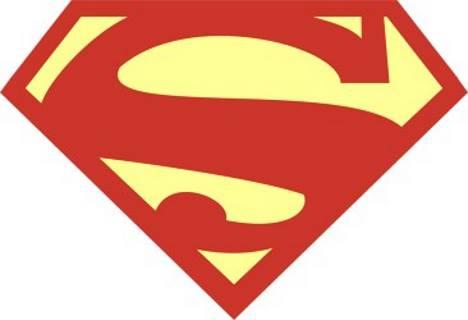 Símbolo do Super-Homem.