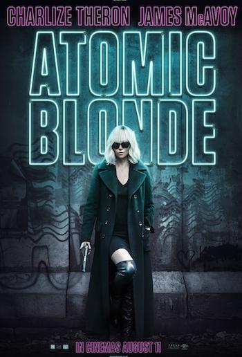 Atomic Blonde 2017 Full Movie Download
