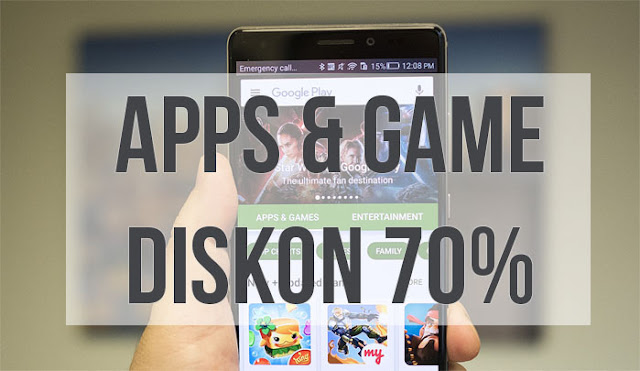 22 Game dan Aplikasi Berbayar Ini Diskon 70% di Google Play Store
