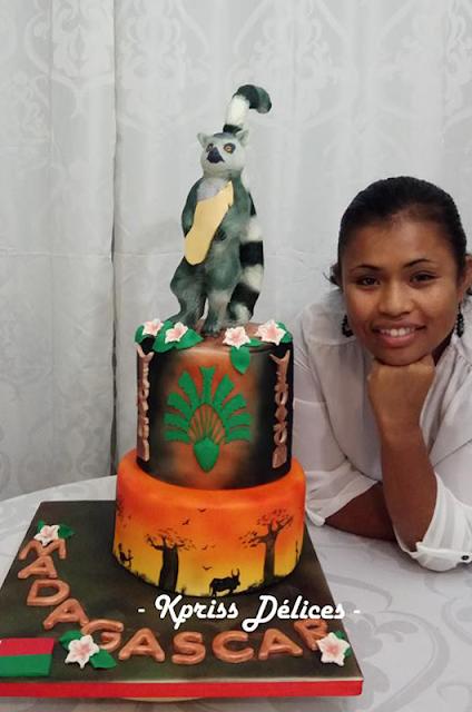 Madagascar - Prisca Razakandrainy - Prisca Delices Xiaou