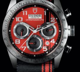 Perusahaan Tudor Jual Jam Tangan Bertema Aksesoris Motor Ducati