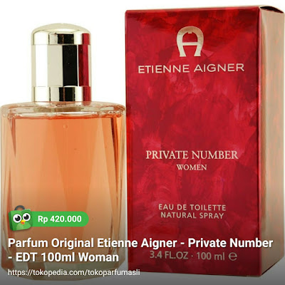 etienne aigner private number edt 100ml woman