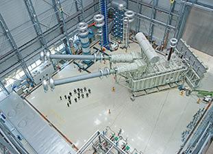 El primer transformador HVDC de 1.100 kV del món