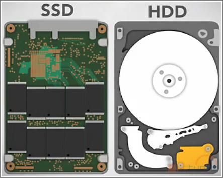 Image result for ssd atau hdd