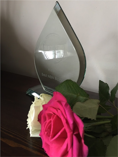 My Midlife Fashion, NBN Blogger Of The Year, NBN Award, Award, Next Blogger Of The Year