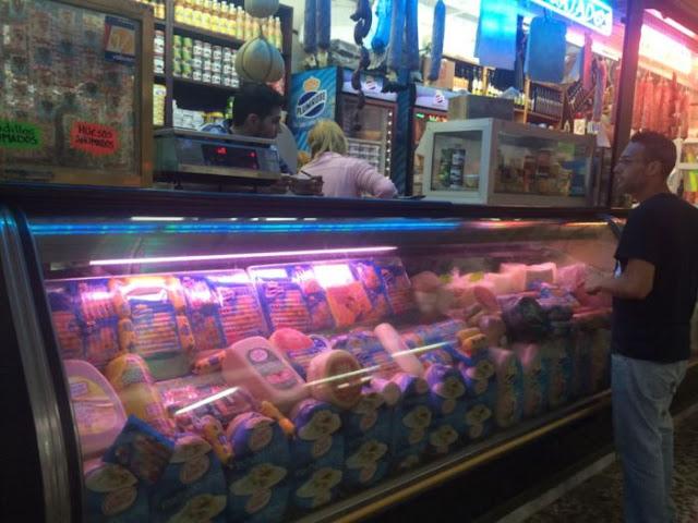 El kilo de queso tipo paisa saltó a Bs. 47.990 #MercadoGuaicaipuro
