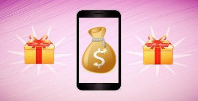 applications pour gagner de l'argent et des cadeaux