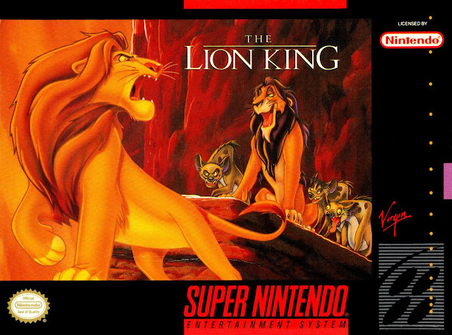 The Lion King - Super Nintendo