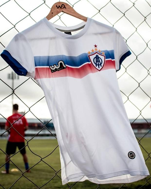 5725e86df WA Sport apresenta as novas camisas do Itabaiana - Show de Camisas