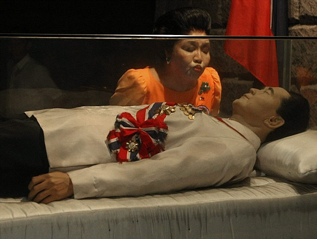 Marcos can now be buried at the Libingan ng mga Bayani