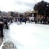 Protesta dei pastori sardi: i cialtroni che governano l'Italia piangono sul latte versato