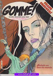 Gomme!, numéro 5, 1982, L.Vicomte