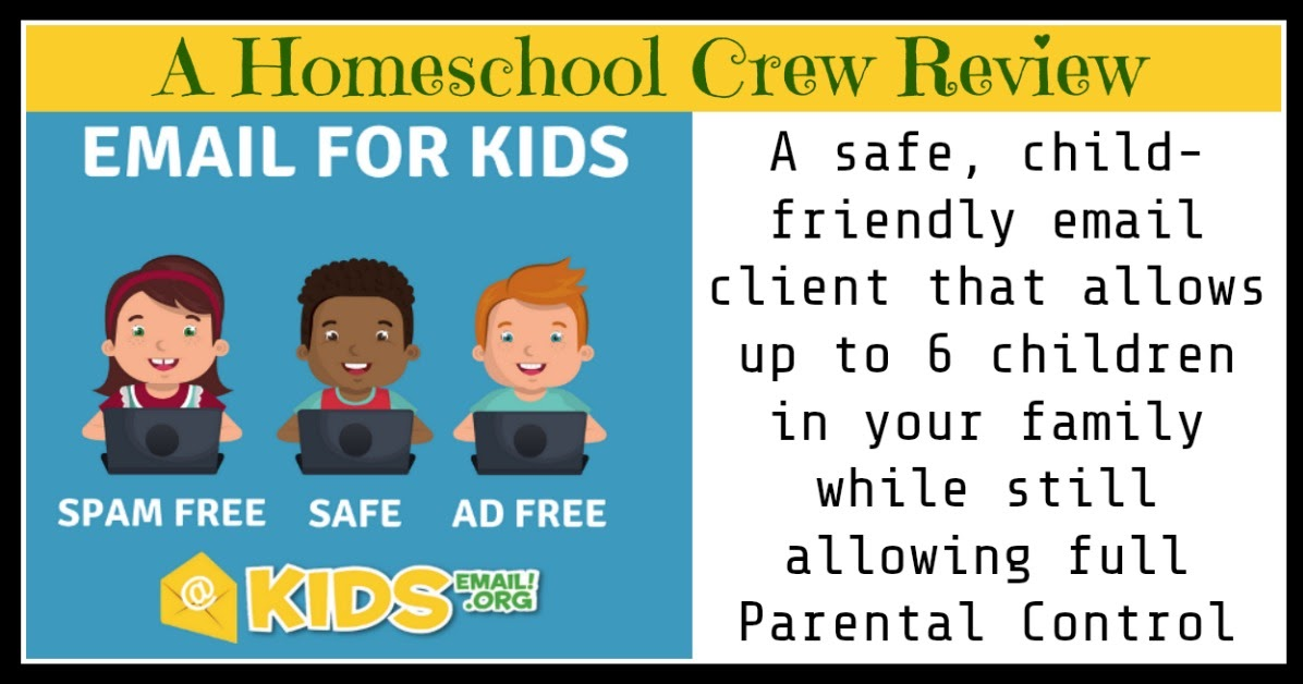 Kids Email (A Homeschool Crew Review) gotcha Stream Subdomain